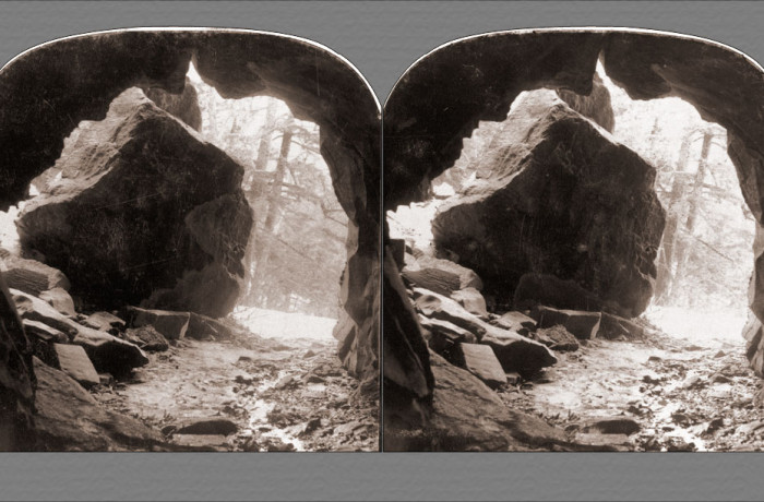 The Devil's Hole – Niagara Falls